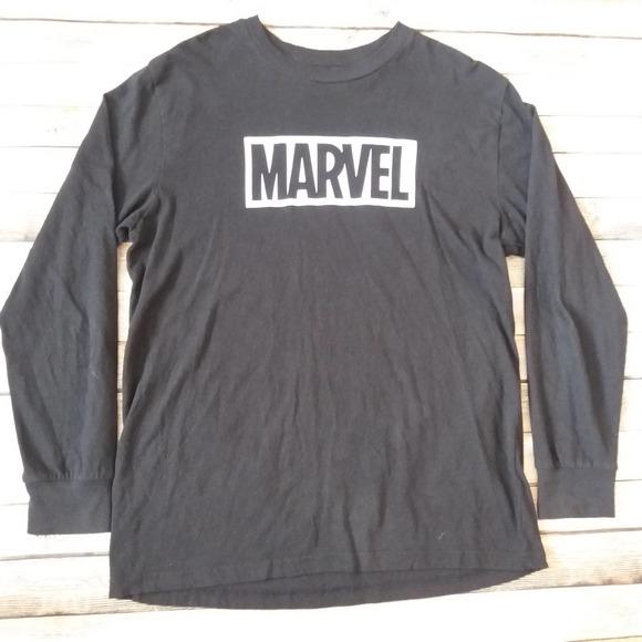 Marvel Men Shirt Size Large
